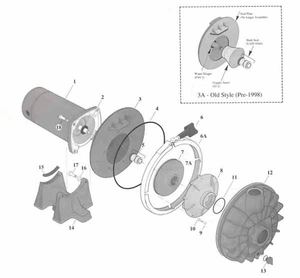 similiar sta rite well pump motor parts keywords sta rite dura glas parts list sta rite dura glas