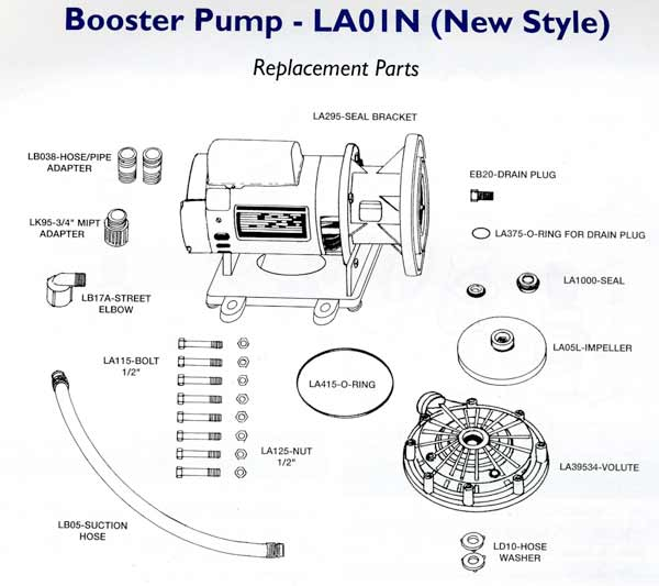 swimming pool cleaner booster pumps  letro