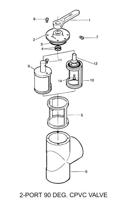 hansen diagram 3 way valve american products, pentair ortega valve parts pentair 3 way valve diagram #10