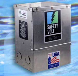Swimming Pool Light Transformers