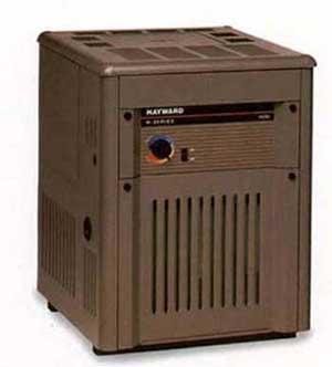 Hayward Series Gas Heaters on