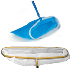Swimming Pool Skimmers, Rakes
